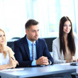 Business meeting in an office — Stock Photo #30244401