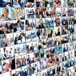 Business-collage — Stockfoto #42436815
