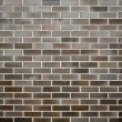 Dark Brick Wall Background — 图库照片