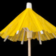 Yellow Cocktail Umbrella — Stock Photo #12754756