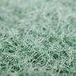 Scrubbing Sponge Macro Texture — Stock Photo