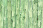 Green Wood Background — Stock Photo