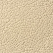 Stock Photo: Beige Patterned Artificial Leather Background Texture