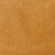 Light Brown Artificial Leather Texture — Stock Photo