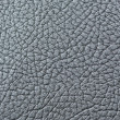 Royalty-Free Stock Photo: Silver Artificial Leather Texture Close-Up