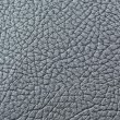 Stock Photo: Silver Artificial Leather Texture Close-Up