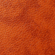 Stock Photo: Brownish-Red Patterned Artificial Leather Texture