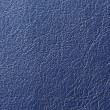 Dark Blue Artificial Leather Background Texture - Photo