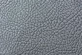 Silver Artificial Leather Texture Close-Up — Stock Photo