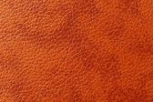 Brownish-Red Patterned Artificial Leather Texture — Stock Photo