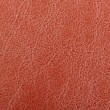 Reddish Brown Leather Background Texture — 图库照片