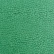 Stock Photo: Green Artificial Leather Texture