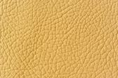 Beige Faux Leather Background Texture — Stock Photo
