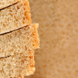 Royalty-Free Stock Photo: Sliced Brown Bread