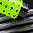 Stock fotografie: Combination Lock