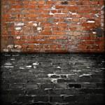 Grungy Brick Room — Stock Photo #2760408