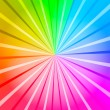 Multicolored Rays — Stock Photo #2914547