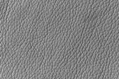 Silver Artificial Leather Background Texture — Stock Photo
