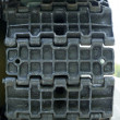 Tank Caterpillar Tread Close-Up — Stock Photo #30013505
