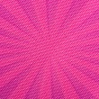 Purple Rays on Pink Fabric Texture — Stock Photo