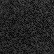 Black Glossy Leather Background Texture — Stock Photo