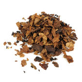 Tobacco Isolated on White Background — Stock Photo