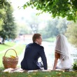 Wedding day — Stock Photo #30633239