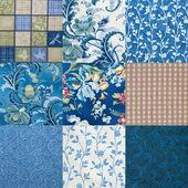 Сrazy quilt — Stock Photo