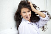 Sexual young woman  — Stock Photo