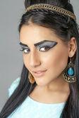 Egipcio reina cleopatra — Foto de Stock
