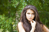Молодая красавица — Стоковое фото