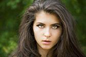 Young beautiful woman — Stock fotografie
