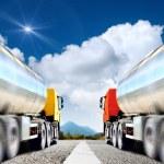 Постер, плакат: Big trucks