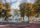 The Winter palace (Hermitage museum) — Stock Photo