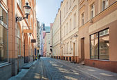 Facade n Poznan,Poland — Stock Photo