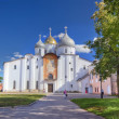 Veliky Novgorod,  Kremlin — Stock Photo