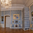 Stock Photo: Interior Ballroom in Rundale Palace
