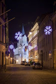 Small stret in Riga — Stock Photo