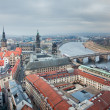 Panorama view of Dresden — Stock Photo #41179931