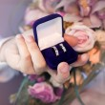 Wedding rings — Stock Photo #6759119