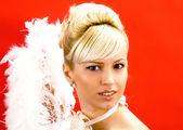Bright blonde — Stock Photo