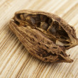 Black cardamom pods - Stock fotografie