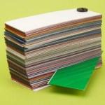 Color palette — Stock Photo