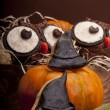 Halloween candy bar - Stockfoto