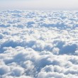 The clouds in the sky - Stock Photo