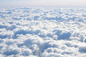 The clouds in the sky — Stock Photo