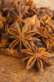 Stars anise — Stock Photo