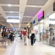 Interior of a shopping mall — Stock Photo #16180483