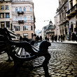 Rynok square, Lviv, Ukraine - Stock Photo