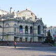 Kiev Opera House. Ukraine — Stock Photo #18205871